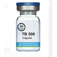 Buy cheap 2mg Thymosin Beta-4 TB 500 Peptides Steroids Pharmaceutical Grade High Purity from wholesalers