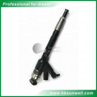 Buy cheap Original/Aftermarket High quality Diesel Engine parts Denso common rail Fuel Injector 095000-6791 from wholesalers