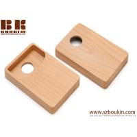 Buy cheap wooden card box wooden card box with slot  Business Name Card Box1.2*6.7*10cm from wholesalers