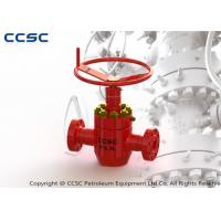 Buy cheap High Stability High Pressure Steam Gate Valves Bi - Directional Sealing Easy To from wholesalers