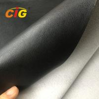 Buy cheap Durable Embossed PVC Car Seat Covers Leather , PVC Leatherette Fabric product