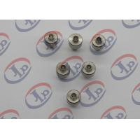 Buy cheap Lathe Finishing Stainless Steel Rivets , Machined Metal Parts For Electrical Equipments product