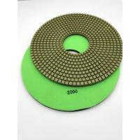 """Buy cheap 16"""" inch 400mm Diamond Resin Polishing Pad Disc for Concrete Cement Terrazzo 10mm thickness product"""