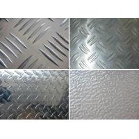 Buy cheap aluminum checkered plates from wholesalers