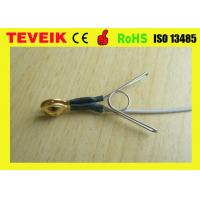 Buy cheap DIN1.5 socket EEG cup cable, Ear-clip electrode eeg cable Gold plated copper, length 1m from wholesalers