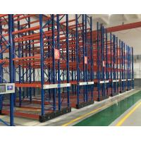 Buy cheap Heavy Weight Commercial Pallet Rack , Warehouse Metal Pallet Racks Corrosion Protection from wholesalers
