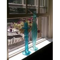 Buy cheap Eco - friendly Fairy Handmade blown glass restaurant interesting candle holder by handmade from wholesalers