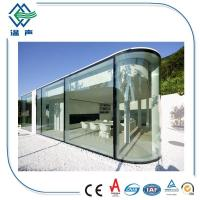 Buy cheap Clear / Colored double glazing glass for Windows , thermal insulating glass from wholesalers