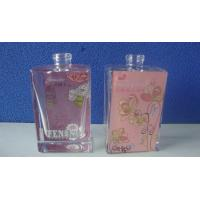 Buy cheap Custom Antique perfume glass bottle 10ml , Screen Printing from wholesalers