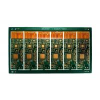 Buy cheap Customized Flex Rigid Printed Circuit Board / PCB Board for Electronic Product from wholesalers