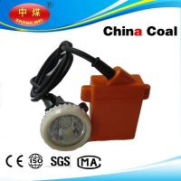 Buy cheap 4Ah Lithium ion Battery USA LED 1W/3W KL4LM LED Coa Mining Lamp from wholesalers