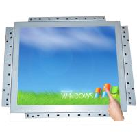 China Universal Open Frame Touch Screen 19 LCD Monitor With Audio Video Input on sale