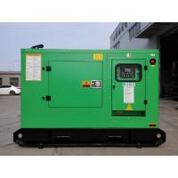 Buy cheap Safe Emergency Standby Generator 20KW 25KVA With High Water Temperature Protection from wholesalers