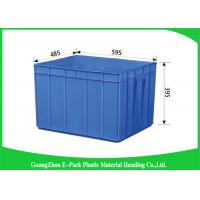 Buy cheap Eco -  Friendly Plastic Stackable Containers Leakproof Foldable Transport PP from wholesalers
