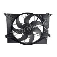 Buy cheap 12V DC 600W Mercedes W221 Electric Motor Radiator Fan A2215000493 2215000493 2215001193 product
