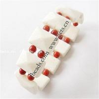 Buy cheap Coral bead bracelet from wholesalers