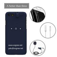 Buy cheap Smart Protective Case for iPhone 7 Bluetooth Phone Case - Bluetooth Built-in 3.5mm Earphone Jack Cover Chargeable iPhone from wholesalers