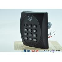 Buy cheap 125Khz / 13.56Mhz Access Control System Standalone Pin Card EM/IC RFID Reader from wholesalers