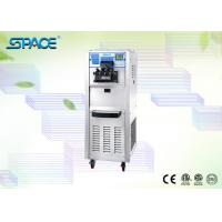 Buy cheap Floor Model Three Flavor Ice Cream Machine Air Pump Feed Stainless Steel Frame from wholesalers
