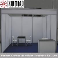 Buy cheap 3X3 Shell Scheme Stand(built by upright extrusion,beam extrusion,panels, tension lock) from wholesalers