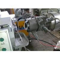 Buy cheap High Speed Garden PE Pipe Extrusion Line Tube Extrusion Machine Stable from wholesalers