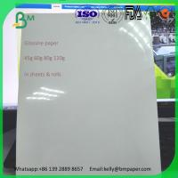Buy cheap Wholesale 150gsm 200gsm Inkjet A3 high glossy photo paper from wholesalers