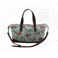 Buy cheap Customized Promotional Ladies Canvas Travel Bag , Womens Tote Bags product