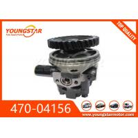 Buy cheap Hydraulic Power Car Steering Pump For ISUZU 6HH1 6HK1 470-04156 47004156 from wholesalers