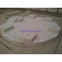 Buy cheap Fused Zircon Corundum Refractory Brick Erosion Resistance ISO9001 from wholesalers