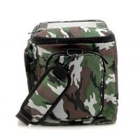 Buy cheap 600D Polyester Camo Color Fishing Bag with 3.6W Solar Panel And 2200mAh Back-up Battery from Wholesalers