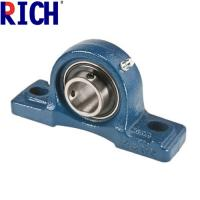 Buy cheap Steel Heavy Duty Pillow Block Bearings , High Precision Idler Pulley Bearing from wholesalers