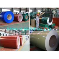 Buy cheap constructions material Prepainted galvanised steel coil  DX51D CGCC roofing sheets panhua group product