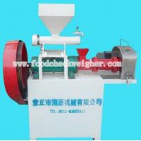 Buy cheap Single Screw Extruder for snacks pellet,on sale extrusion machine made in China from wholesalers