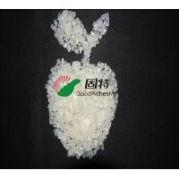 Buy cheap Yellow Granule corrugated carton EVA Based Hot Melt Adhesive Pellets For Straw Carton Sealing SGS Approved from wholesalers