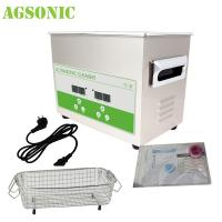 Buy cheap Low Noise Ultrasonic Surgical Instrument Cleaner , Medical Ultrasonic Cleaning Machine 150W from wholesalers
