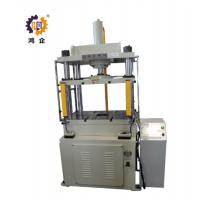 PLC Control Four Column Hydraulic Press Machine For Touch Screen 40T