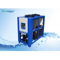 Buy cheap High Efficiency 15 HP Air Cooled Water Chiller For Plastic Injection Moulding Machine from wholesalers