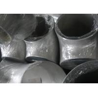 Buy cheap Piping System Ss Pipe Fittings , Butt - Weld  Equal Tee Pipe Fitting Acid Resistance from wholesalers