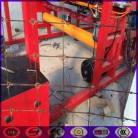 Buy cheap China Fixed Knot Field Fence Weaving Wire Mesh Machine product