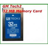 Buy cheap 32MB Gm Tech2 Scanner Diagnostic Software Cards For Euro4 / Euro 5 / ISUZU Truck from wholesalers