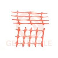 Buy cheap Site Works Plastic Mesh Fencing , Ageing Resistance Orange Safety Fence Roll product