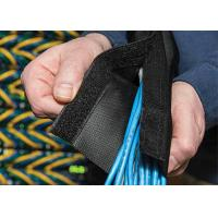 Buy cheap Self Adhesive Tape Velcro Cable Sleeve Custom Length Flame Retardance product