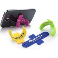 Buy cheap silicone mobilephone Slap stand, silicone phone slap holder product