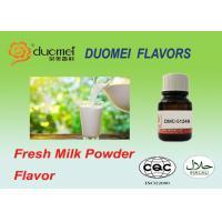 Fresh Milk Flavour Powder For Instant Powder Drinks
