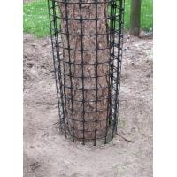 Buy cheap Heavy duty extruded Green Black 200g -700g Plastic Tree guards gutter guards net garden mesh from wholesalers