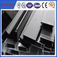 Buy cheap 6063 t5 anodized aluminium alloys,anodized extruded profile aluminium price per kg from wholesalers
