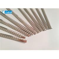 Buy cheap BeCu Metal Strips EMI Shielding Gasket Beryllium Copper Contact Clip from wholesalers