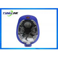Buy cheap ABS Electrical Intelligent Helmet System Wireless Video Transmission IP66 Protection product