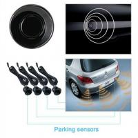 Buy cheap Wireless rearview mirror parking sensors car 4 sensors parking assist system back up sensor distant and alert product