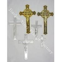 Buy cheap Funeral Product for Casket Accessories / Coffin Cross from wholesalers